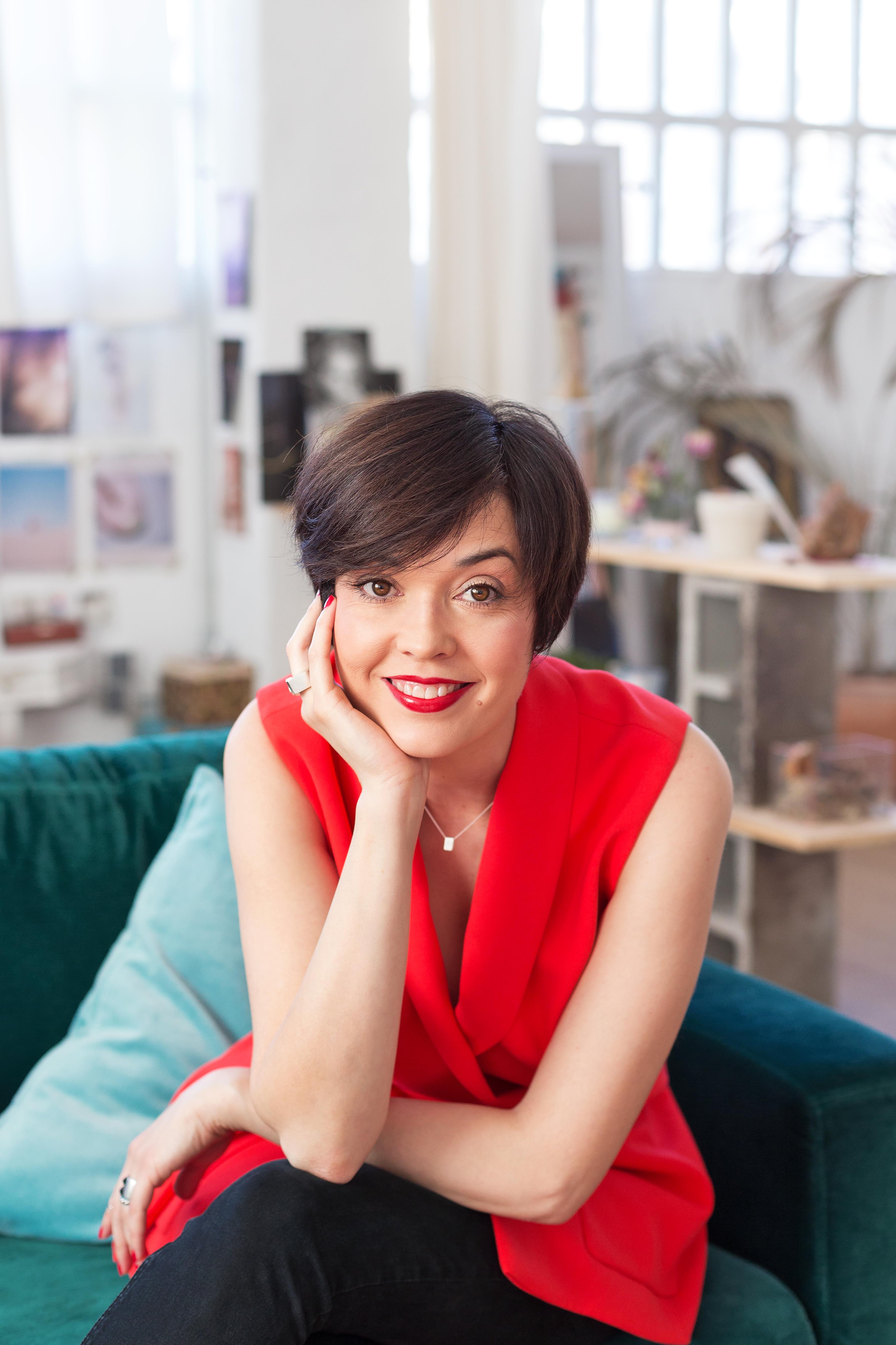 Silvia Foz consultora de imagen y estilo